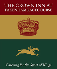 The Crown in East Rudham, caterers for Fakenham Race Course